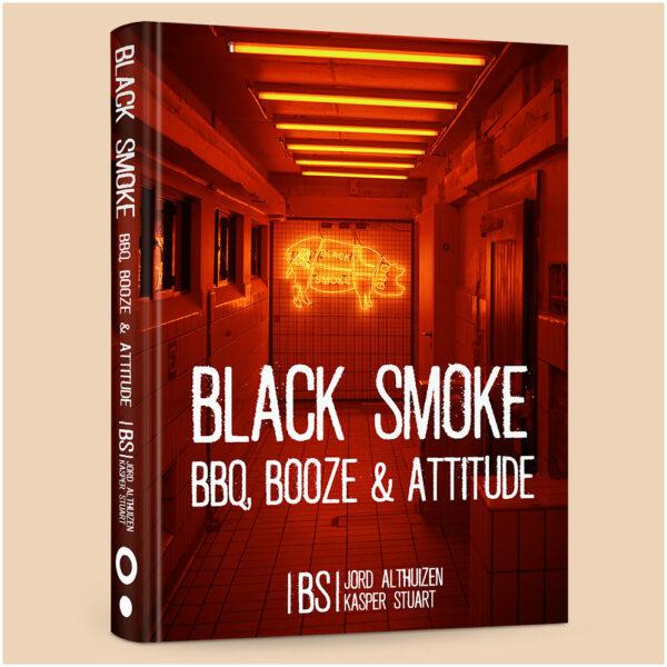 Black Smoke - BBQ, booze en attitude
