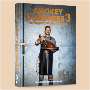 Smokey Goodness - Het Bigger Better BBQ boek