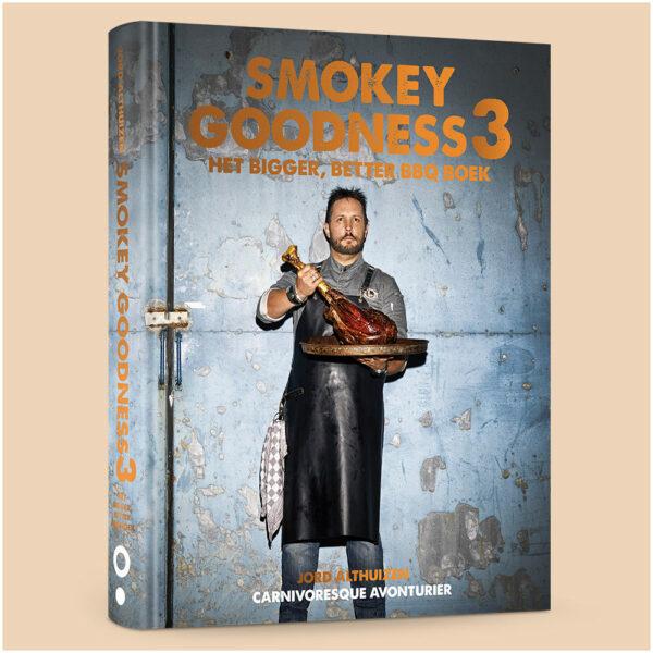 Smokey Goodness - Het Bigger Better BBQ boek