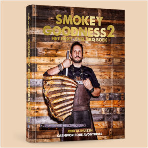 Smokey Goodness 2 - Het Next Level BBQ boek