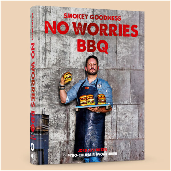 Smokey Goodness - No worries BBQ