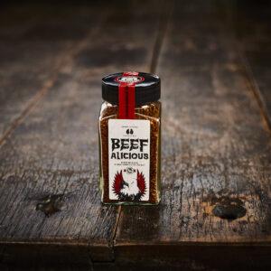 Beefalicious BBQ kruidenrub