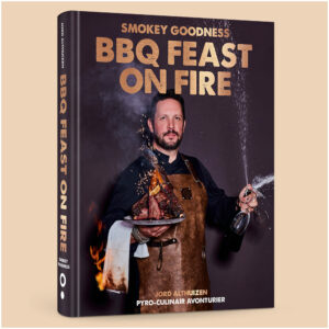 Smokey Goodness - BBQ Feast on Fire