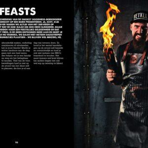 BBQ Feast on Fire - fiery feasts