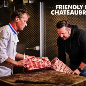 BBQ Feast on Fire - chateaubriand