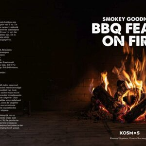 BBQ Feast on Fire - copyright