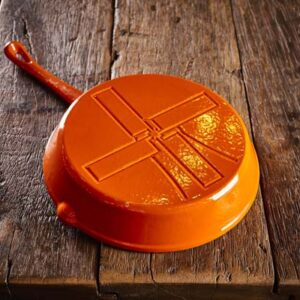 Dutch Windmill - Skillet Maxi - orange 4