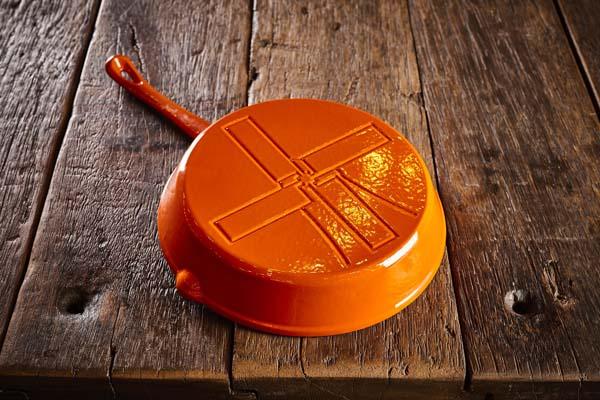 Dutch Windmill - Skillet Maxi - orange 4