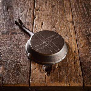 Dutch Windmill - koekenpan klein - zwart 2