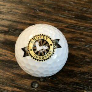 Smokey-Goodness-Golfbal