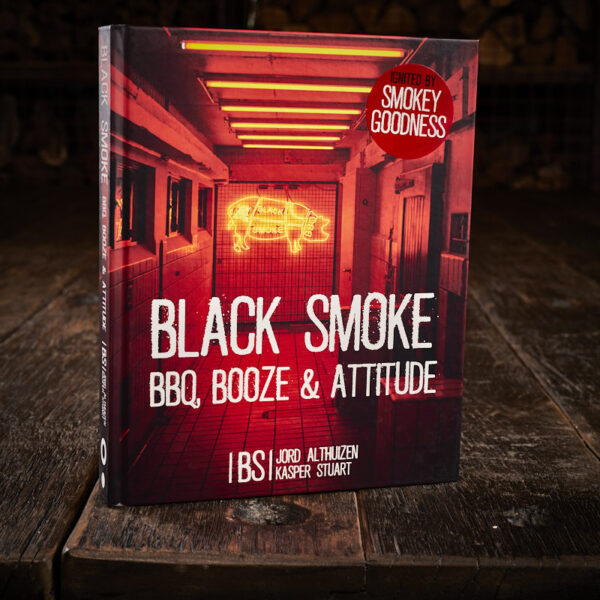 Smokey Goodness - Black Smoke