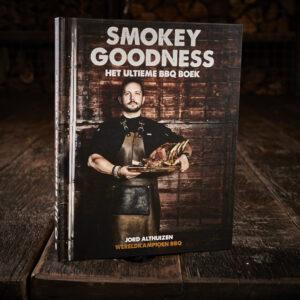 Smokey Goodness - Smokey Goodness 1 Het ultieme BBQ boek