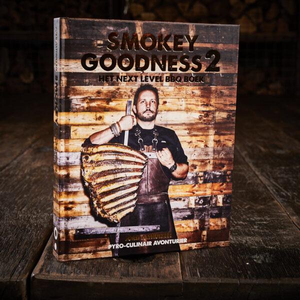 Smokey Goodness - Smokey Goodness 2 Het Next level BBQ boek
