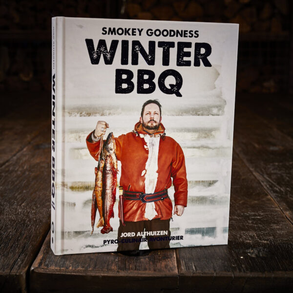 Smokey Goodness - Smokey Goodness 4 Winter BBQ