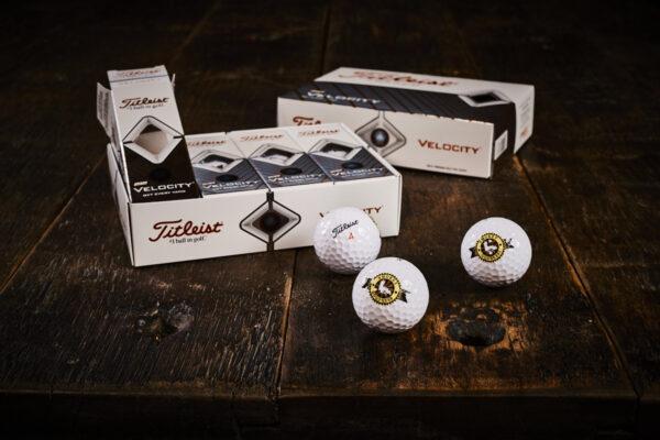 Smokey Goodness golfbal