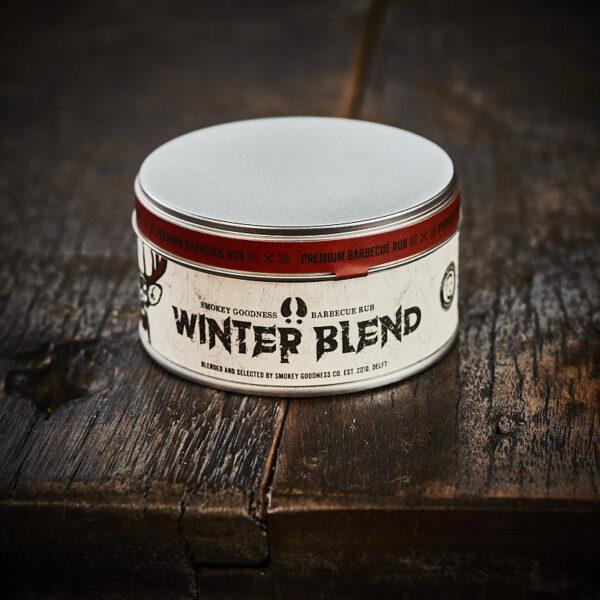 Smokey Goodness BBQ kruiden - winter blend rub
