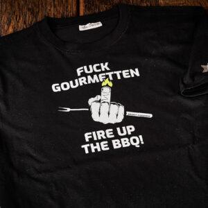 fuck gourmetten t-shirt