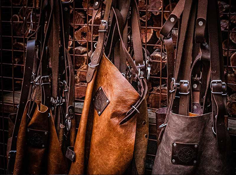 BBQ Schorten & Leather