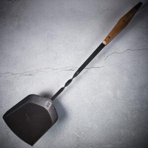 Barebones coal shovel