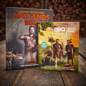 Lowlands BBQ & BBQ street combo package