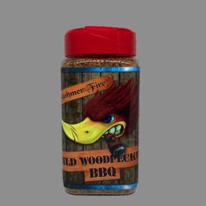 Wildwoodpeckersummerfire