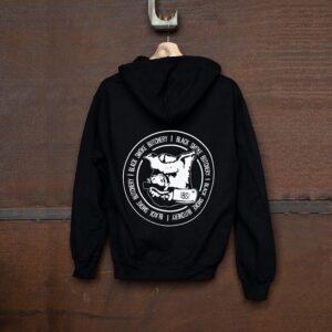 BS hoodie