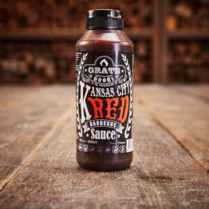 Grate Goods - Kansas city red barbecue sauce