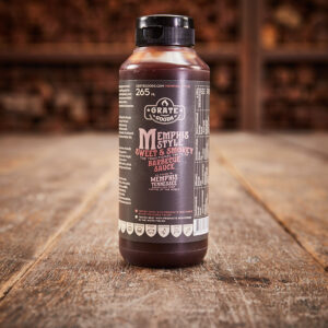 Grate Goods - Memphis style sweet & smokey barbecue sauce small