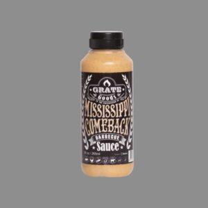 Mississipi comeback barbecue sauce