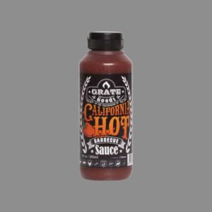 California hot bbq sauce