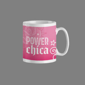 Zuivere Koffie Power Chica Mok