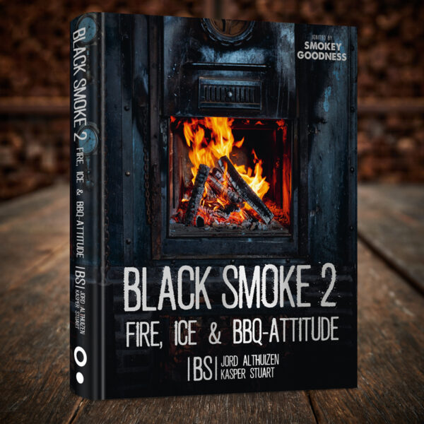 Black Smoke 2 - Fire, Ice en BBQ attitude